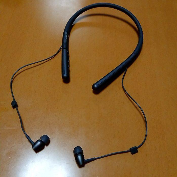 Bluetoothイヤホンはネックバンドスタイルが快適