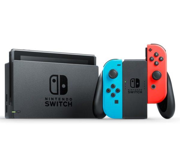 自分用のNintendo Switchを入手しました
